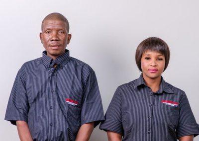 Cleaning & Maintenance, Khoza and Thola